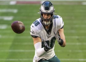 Frelund: Why Goedert is one of NFC's most underappreciated players