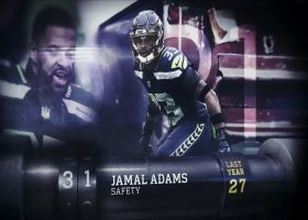 'Top 100 Players of 2021': Jamal Adams | No. 31