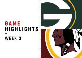 Packers vs. Redskins highlights | Week 3