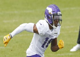 Pelissero: Vikes coaches 'have not held anything back' with Justin Jefferson