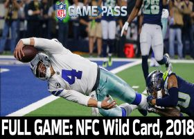 Full NFL Game: 2018 NFC Wild Card Round - Seahawks vs. Cowboys | NFL Game Pass