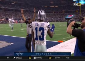 Can't-Miss Play: Gallup GETS UP on twisting circus grab for TD