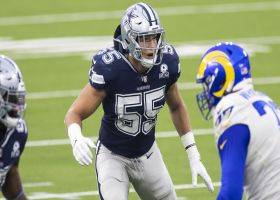Hanzus explains how a 'real liability' dropped Cowboys in Power Rankings