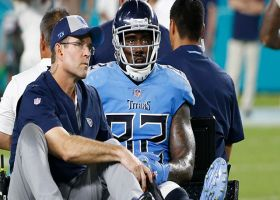 Ian Rapoport: Tennessee Titans tight end Delanie Walker has been placed on IR, likely out for season