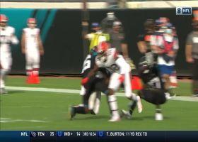 Nick Chubb's cut back results in 29-yard burst