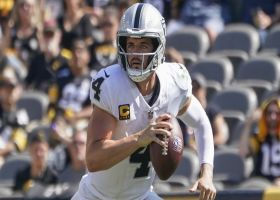 Warner: Raiders look like a team that will 'probably' make the playoffs in '21
