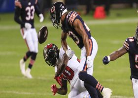 Kyle Fuller brings the BOOM to force huge fumble