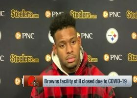JuJu Smith-Schuster: 'I think they're still the same Browns from every year'