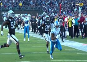 Lions' play design opens up J.D. McKissic for 26-yard TD grab