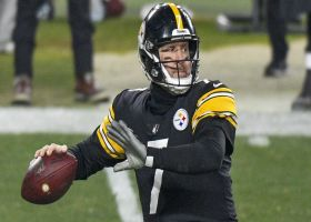 Kinkhabwala: 'No more uncertainty' regarding Roethlisberger's 2021 status with Steelers