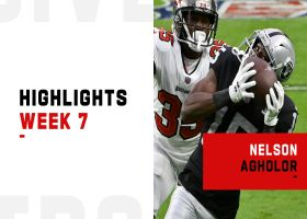 Every Nelson Agholor catch vs. the Bucs | Week 7