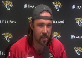 Fitzpatrick, Minshew trade barbs about each other's facial hair ahead of 'TNF'