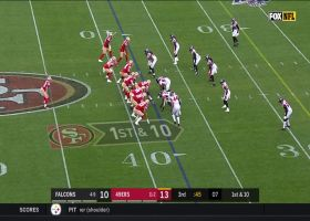 De'Vondre Campbell comes up with HUGE fumble recovery