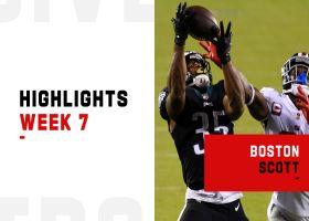 Boston Scott's best plays from comeback win | Week 7
