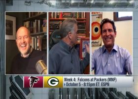 Young: There'll be a 'creative tension' between Rodgers, Love