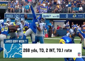 Eagles vs. Lions preview | Week 8