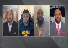 Leonard, Cohen, Trotter, Wyche discuss value of attending HBCUs