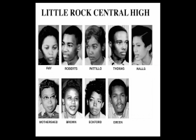 Black History Moment: Little Rock Nine