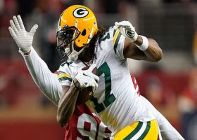 Can't-Miss Play: Rodgers launches 65-yard DIME to Adams past Sherman