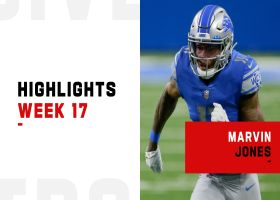 Every catch from Marvin Jones' 2-TD game | Week 17