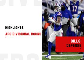 Every big play by the Bills' defense | AFC Divisional Round