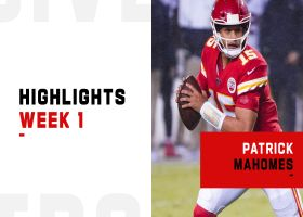 Patrick Mahomes' best throws vs. Texans | Week 1