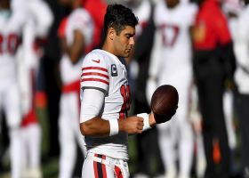 How should 49ers handle their QB situation? 'GMFB' weighs in
