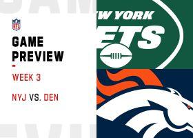 Jets  vs. Broncos preview | Week 3
