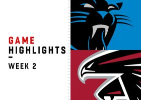 Panthers vs. Falcons highlights | Week 2
