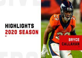 Bryce Callahan highlights | 2020 season