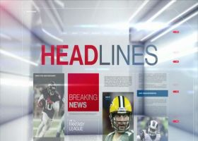 Fantasy Headlines: Tennessee Titans running back Derrick Henry's dominant performance | NFL Fantasy Live