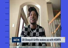 Shaquill Griffin on free agency: 'I would love to be back in Seattle'