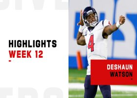 Deshaun Watson's best plays from 4-TD win | Week 12