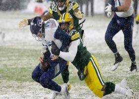 Packers' stunt helps free Za'Darius Smith for huge sack on third down