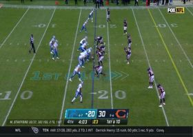 Matthew Stafford slings pass to Amendola for 22 yards