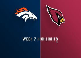 Broncos vs. Cardinals highlights | Week 7