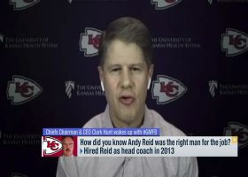 Clark Hunt reveals when he knew Mahomes was destined for stardom
