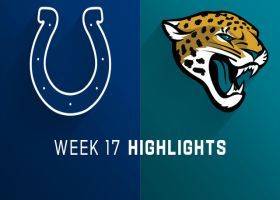 Colts vs. Jaguars highlights | Week 17
