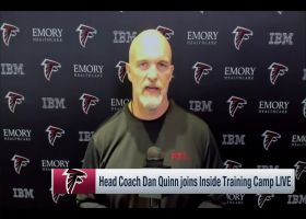 Dan Quinn to carry over 'customized learning' online to future offseasons