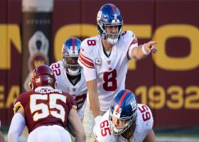 Expectations for Daniel Jones, Giants in 2021 | 'NFL Total Access'