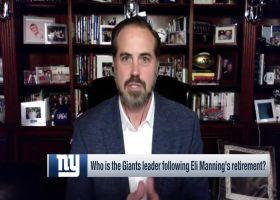 O'Hara: Saquon Barkley 'will step up' in Eli's absence