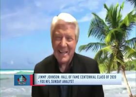 Jimmy Johnson talks Hall of Fame nod, rebuilding Cowboys in '90s