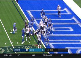 Patriots vs. Lions highlights | Preseason Week 1