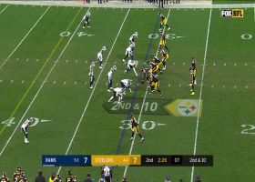 Robey-Coleman's 'Peanut Punch' forces key turnover after Washington's huge catch