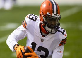Pelissero: OBJ has potential for 'big, bounce-back year' in Cleveland