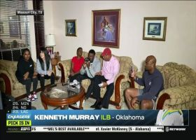 Chargers select Kenneth Murray with No. 23 overall pick