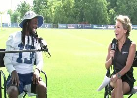T.Y. Hilton: The game has really slowed down for me