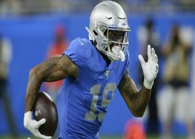 Rapoport discusses Kenny Golladay's chances of playing Week 2 vs. Packers