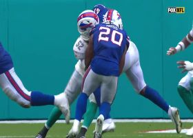 Zack Moss won't be denied the end zone on tackle-breaking TD