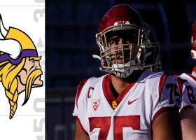 Chad Reuter projects every Vikings pick in 2021 NFL Draft